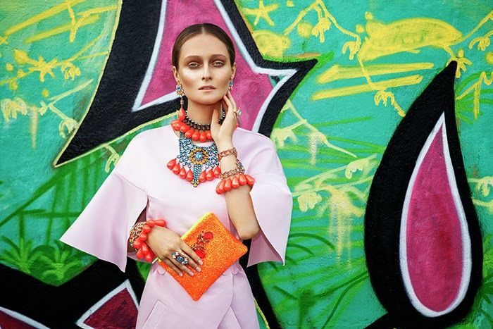 Mis Queridas Fashionistas: MAWI Spring/Summer 2014 Campaign