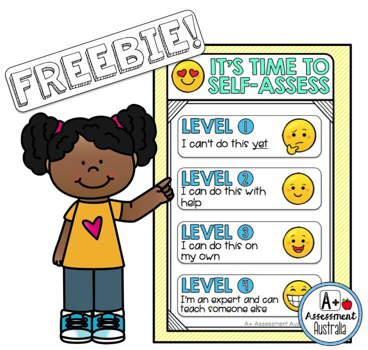 FREE Emoji Self Assessment Scale by A+ Assessment Australia Free - self assessment