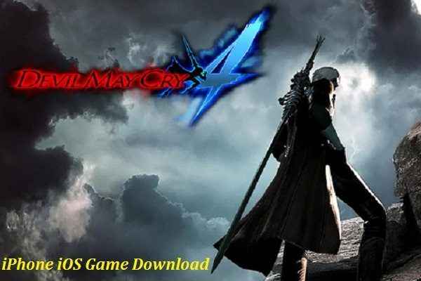 Devil may cry 4 iOS iPhone Game Download | Free Net Download