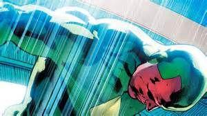Comics marvel the vision (comics) wallpaper