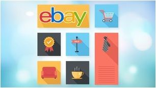 Design a custom eBay Listing Template with gimp | online course