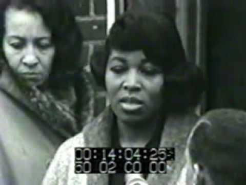 BETTY SHABAZZ ON THE FIREBOMBING OF HER HOME (2 of 2)