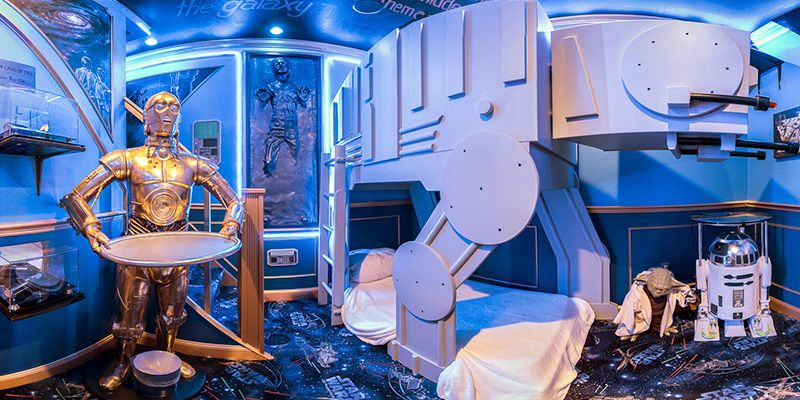 6 Tips To Create Inexpensive And Fun Star Wars Themed Bedroom
