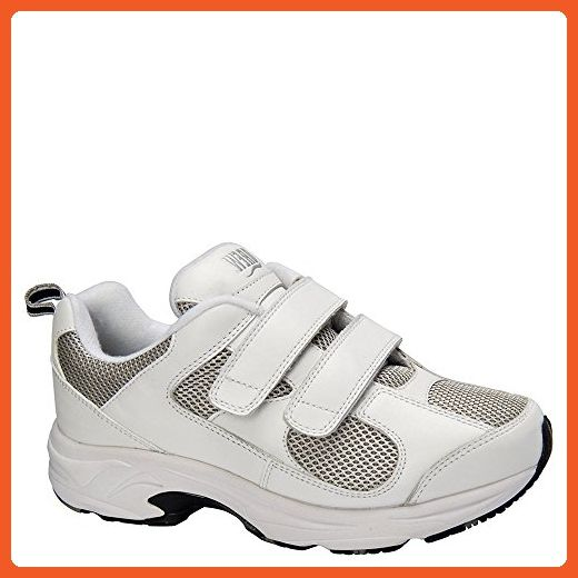 1a5db938d6088 Drew Shoe Women's Flash II V Sneakers,Gray,11 XW - Sneakers for ...