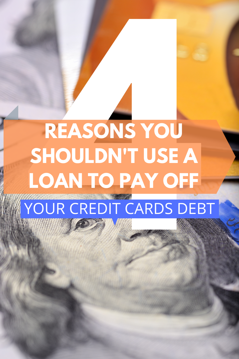 Should You Use A Loan To Pay Off Credit Cards Debt Growthrapidly Paying Off Credit Cards Personal Finance Budget Debt Solutions