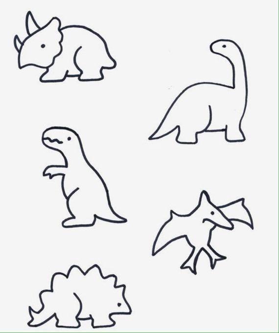 y compris des pochoirs et des couleurs de paillettes T-Rex gar/çons enfants Dinosaur paillettes tatouage ensemble