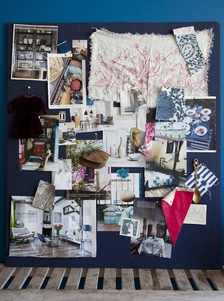 Mood Board- Put Up Inspirations, Ideas, Wish Lists, Etc
