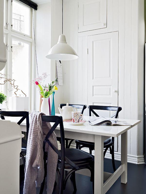 Beautiful Swedish Apartment Interiors Minimalist Kitchen Interiors Apartment Interior Interior