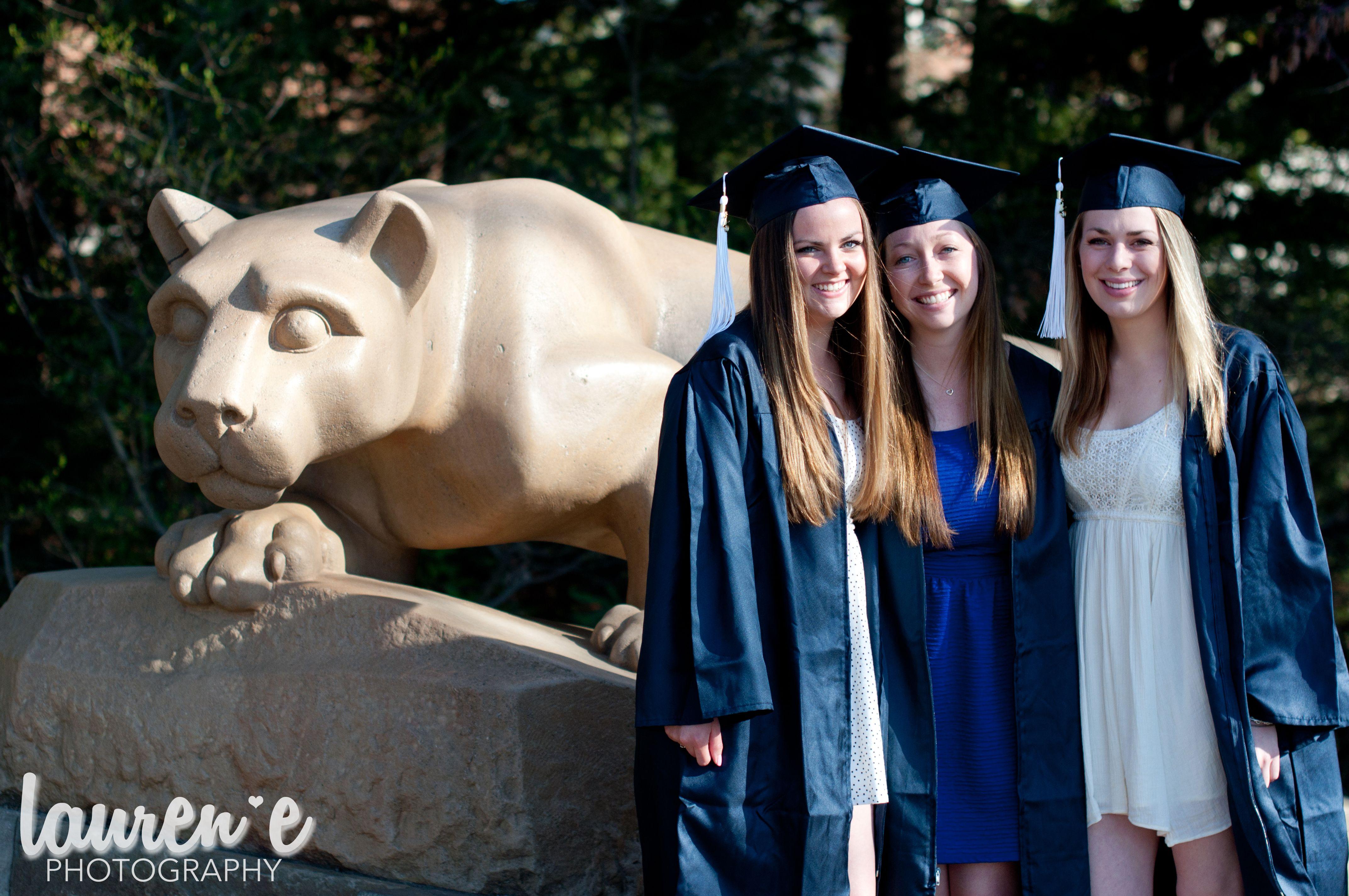 Graduation Penn State University Penn state university