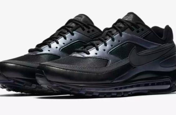 Release Date: Nike Air Max 97BW Black Metallic Hematite