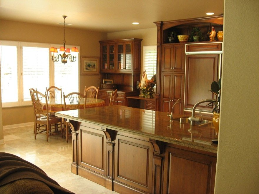 How To Touch Up Finished Cabinets | Cabinet, Home, Home decor