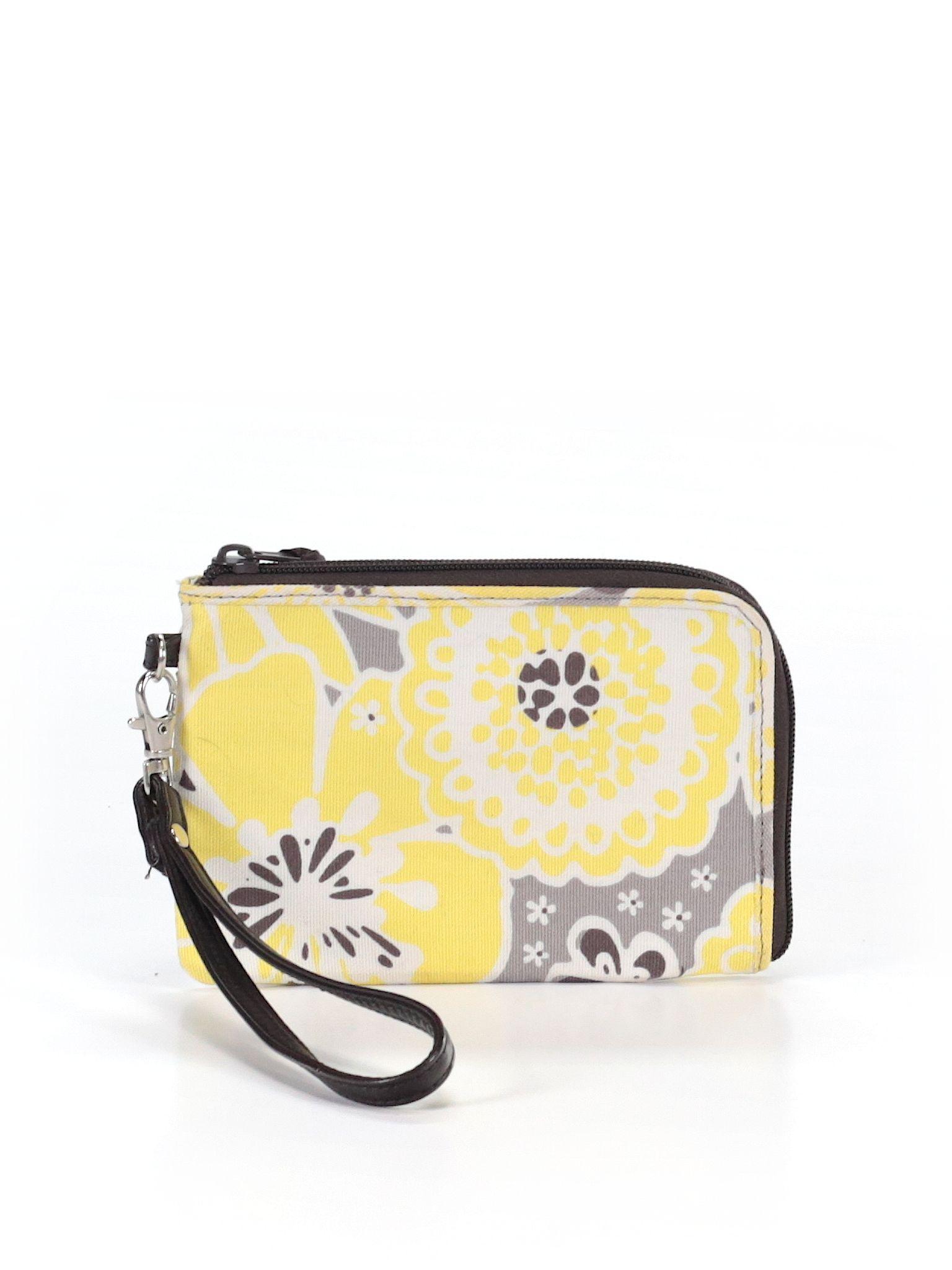 Thirty One Wristlet: Yellow Women\'s Bags - 29840169 | Wristlets ...