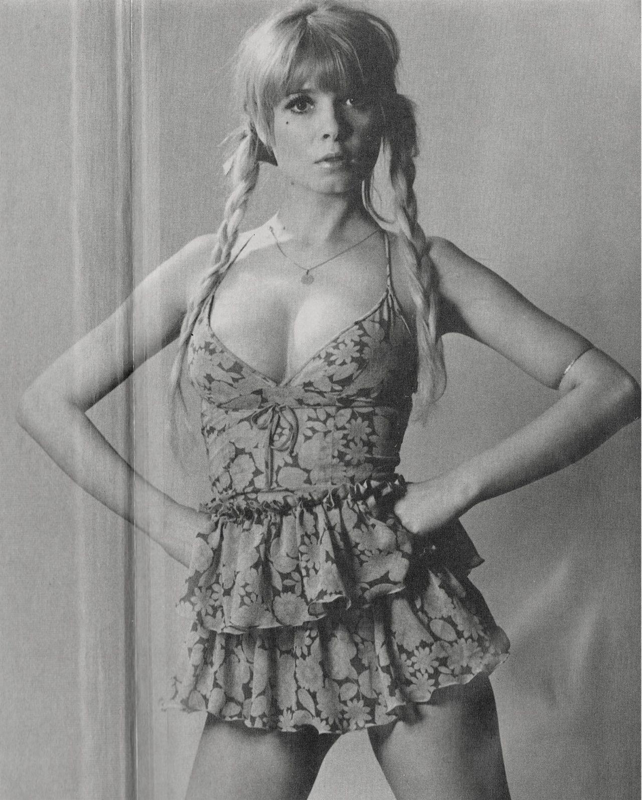 Ingrid Steeger Nude Photos 43