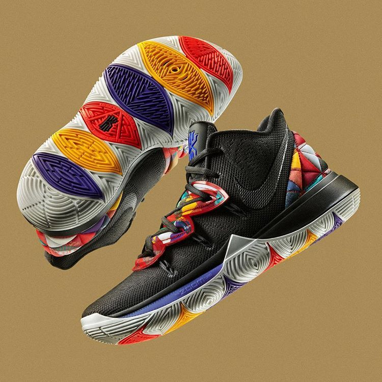 """Nike Kyrie 5 """"Chinese New Year"""" will"""