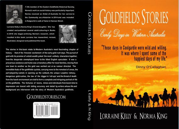 Goldfields Stories: Early Days in Western Australia Self Published