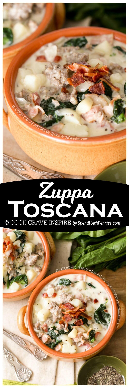 how to make sopa toscana