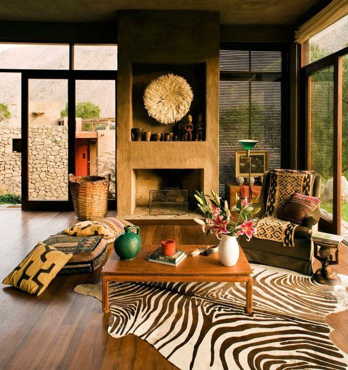 ▷ 1001+ Ideas como decorar un salon en estilo rústico   Estilo ...