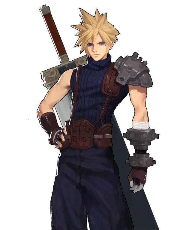 19244256 441800112860621 629734976 N Png 600 766 Final Fantasy Cloud Final Fantasy Art Final Fantasy Vii