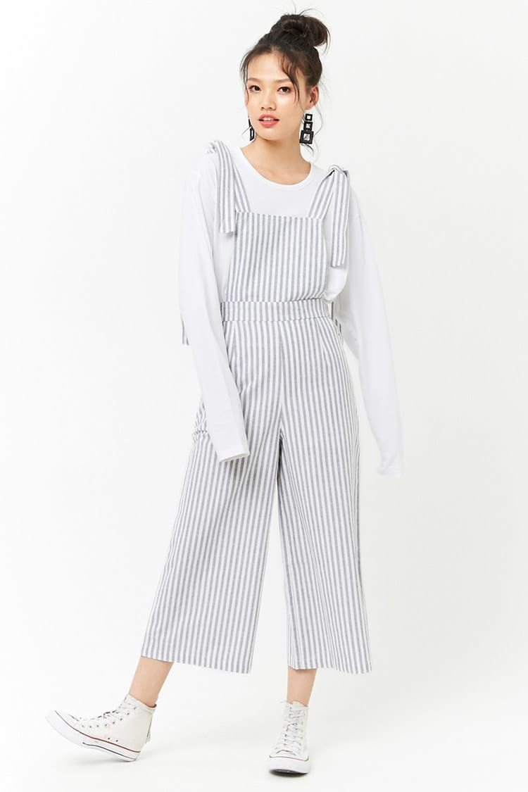 45159e8147f0 Product Name:Striped Palazzo Overalls, Category:dress, Price:27.9 ...