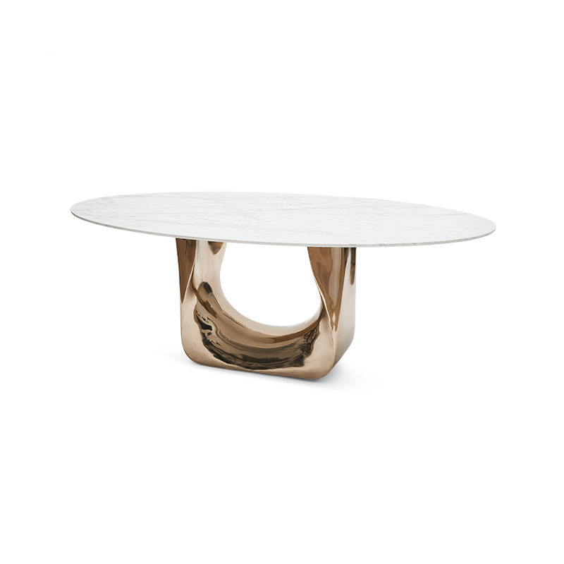 Maverick Dining Table By Coup Studio With Images Dining Table