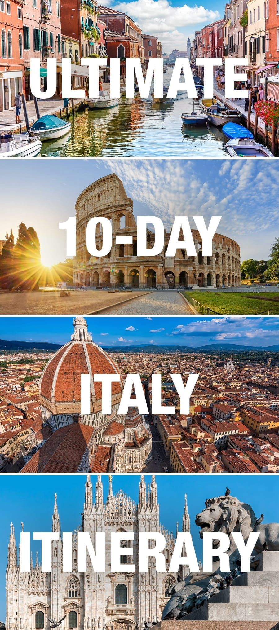 Photo of 10 Days in Italy: The Perfect Italy Itinerary | Road Affair