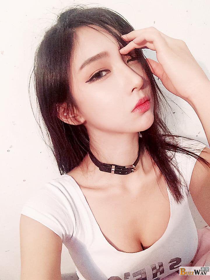 4aa76b6bb0 Mina Kim Cute Korean model that has everyone s attention - Buzz Girls
