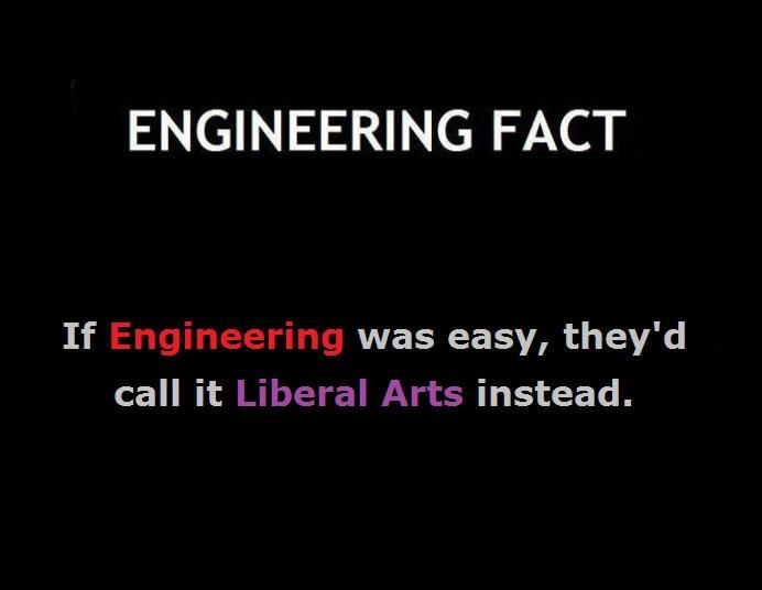 So In Other Words The College Of Arts And Crafts Engineering