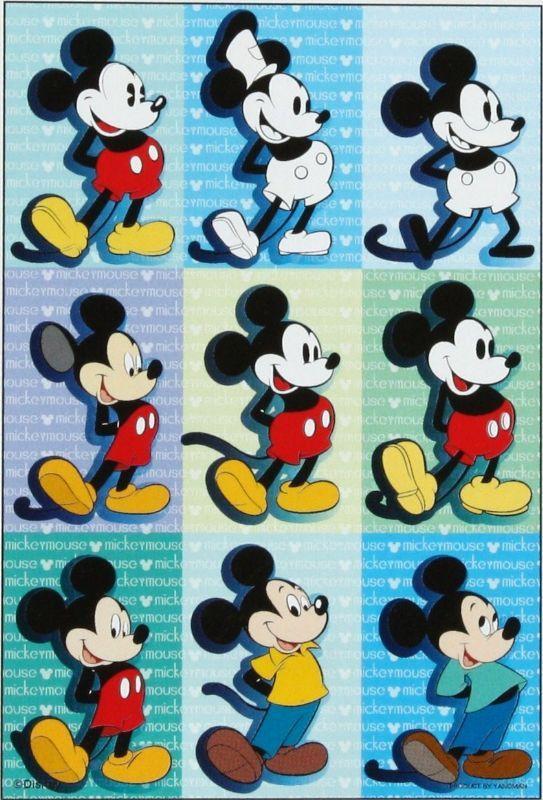 プチパズル204ピース 歴代ミッキーマウス パネル付きセット 廃番商品 mickey mouse art mickey mouse pictures mickey mouse wallpaper