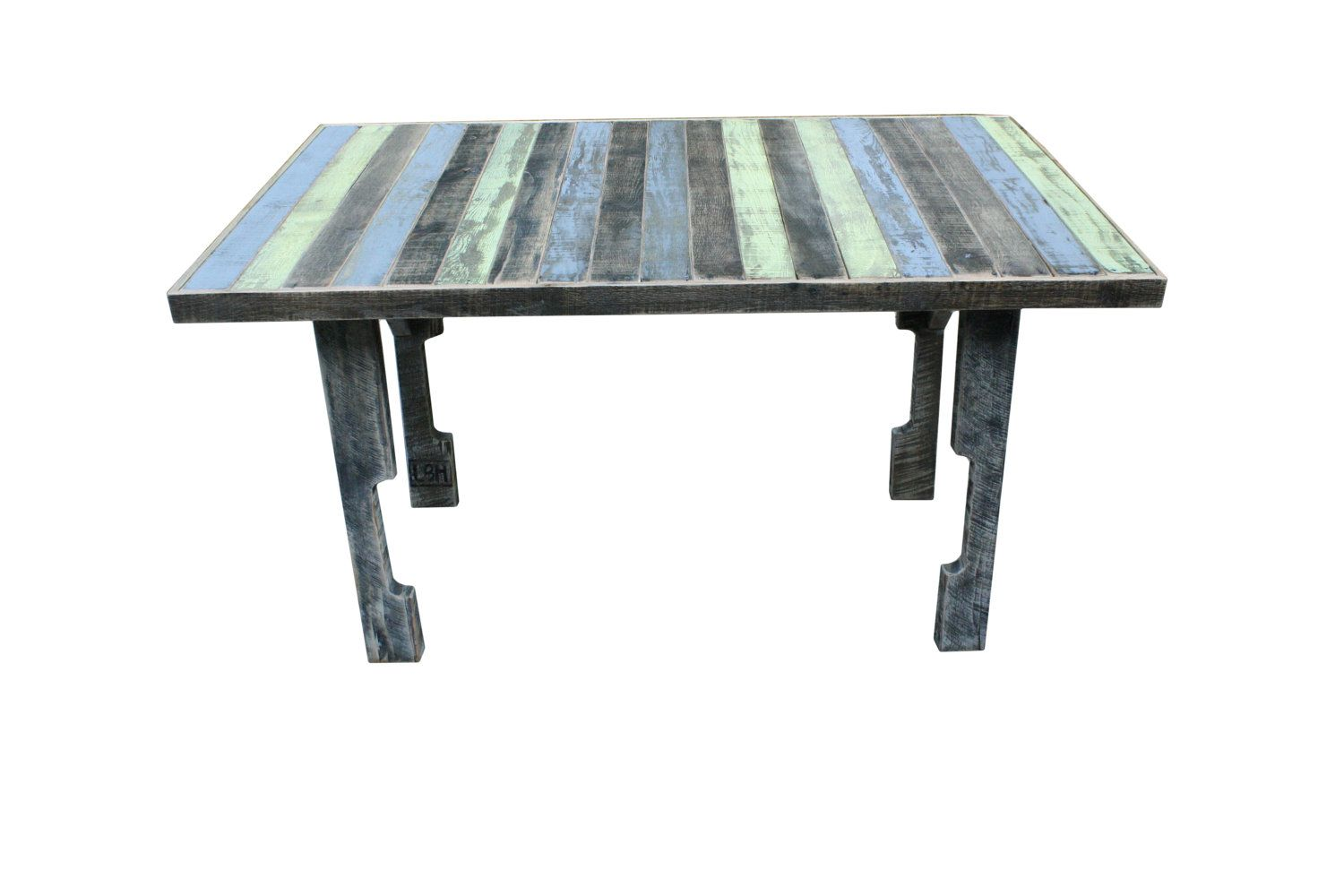 Pallet Wood Dining Table Savannah Style By Lbhcozycreation On Etsy