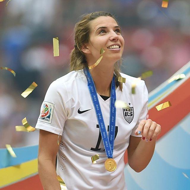 Tobin in FIFA Womens World Cup 2015