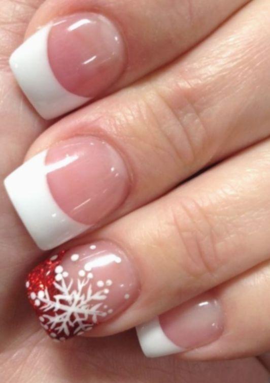 Christmas Nails Acrylic Holiday