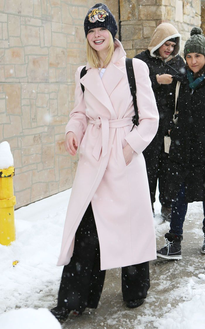 The Sundance Film Festival is wrapping up this week—here's our recap of the best celebrity outfits.