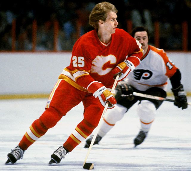 Willi Plett Atlanta Flames Philadelphia Flyers Nhl Hockey Calgary Flames Nhl Players Ice Hockey Teams