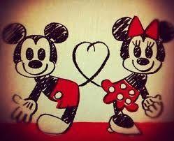 ميني ماوس و ميكي ماوس Mickey Mouse Mickey Disney Mickey