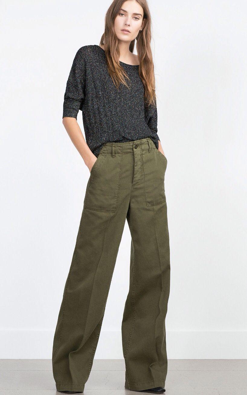 Casual Pantalones Mujer Pantalon Ancho Mujer Pantalones