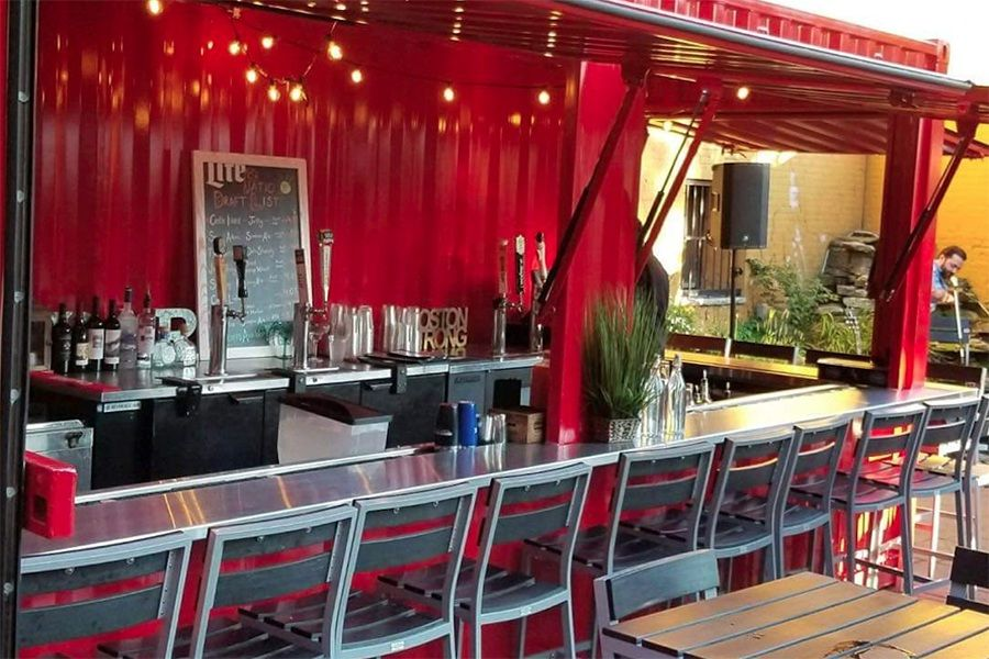 The 52 Best Outdoor Dining Spots in Boston Outdoor
