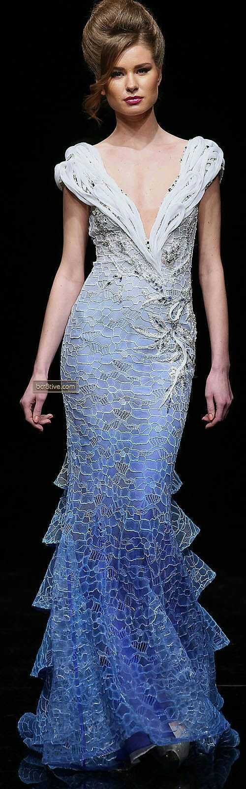 Pin by robbyj bridwell on designer gowns pinterest designer