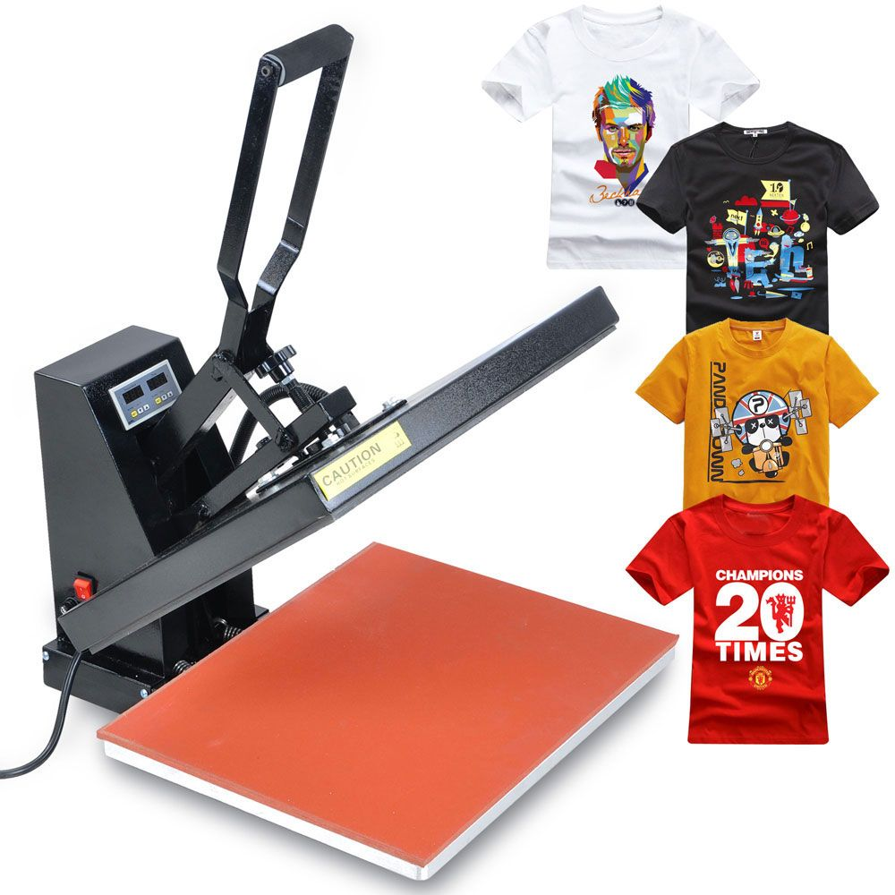Why break away from traditional screen printing for heat for Machine for printing on t shirts