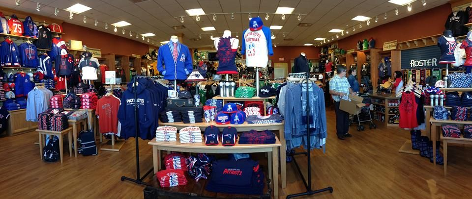 Stop by the new Roster store at MarketStreet Lynnfield