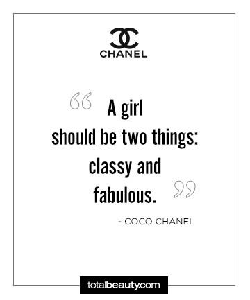 17 Coco Chanel Quotes Every Boss Babe Should Live By Fashion