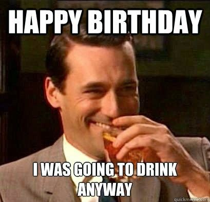 Sarcastic Happy Birthday Meme