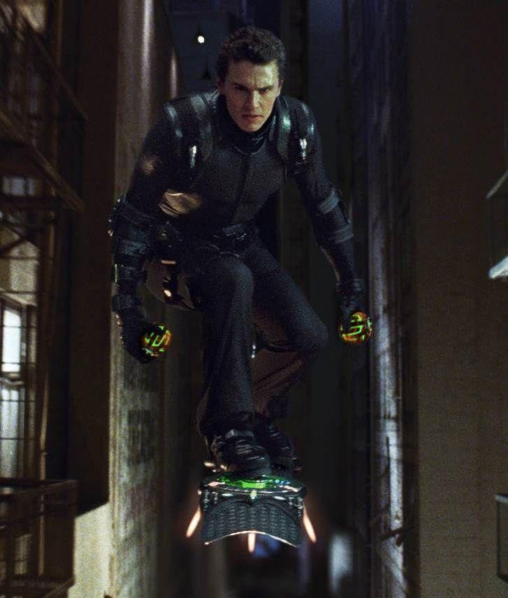 The Green Goblin (Harry Osborn) from Spider-Man 3 | James franco spiderman,  James franco, Harry osborn