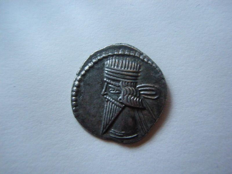 Dracma de Vologases III