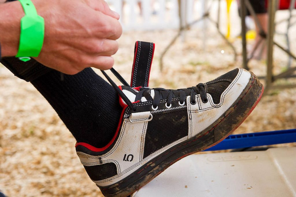 stylish looking clipless shoes