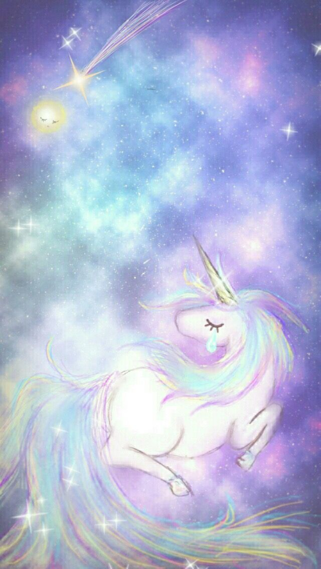 Galaxy Pastel Unicorn Cute Wallpapers