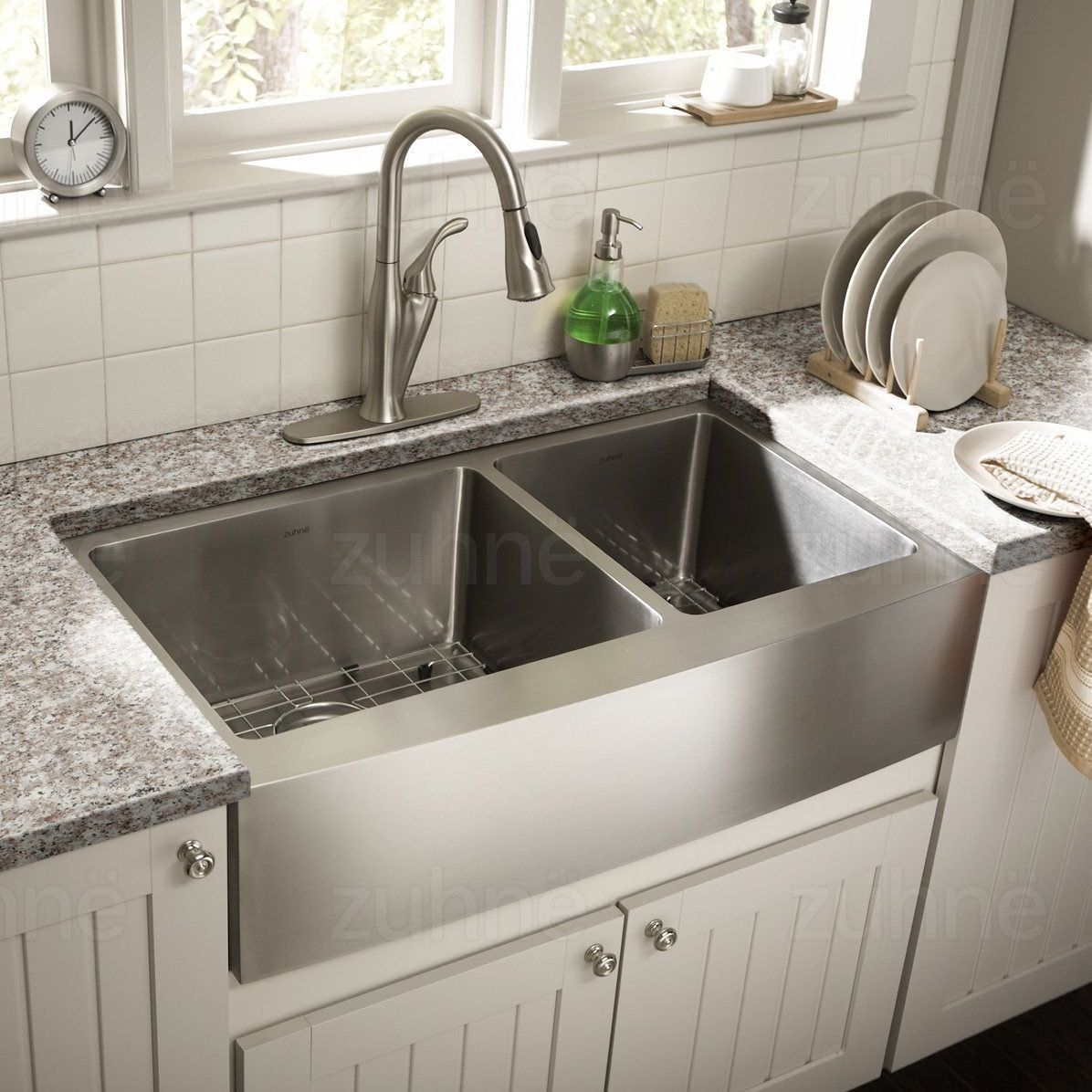 Stainless Steel Farmhouse Sinks Apron Front Sinks Best Kitchen