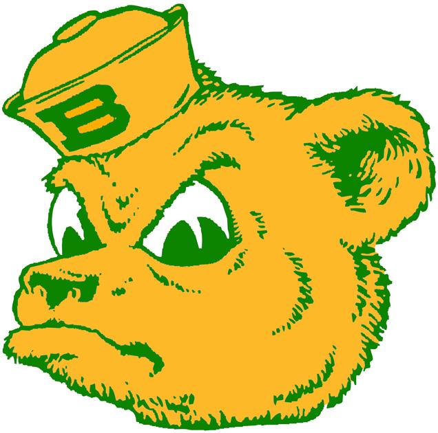 Baylor Bears Primary Logo Baylor Bear Baylor Bears Logo Baylor