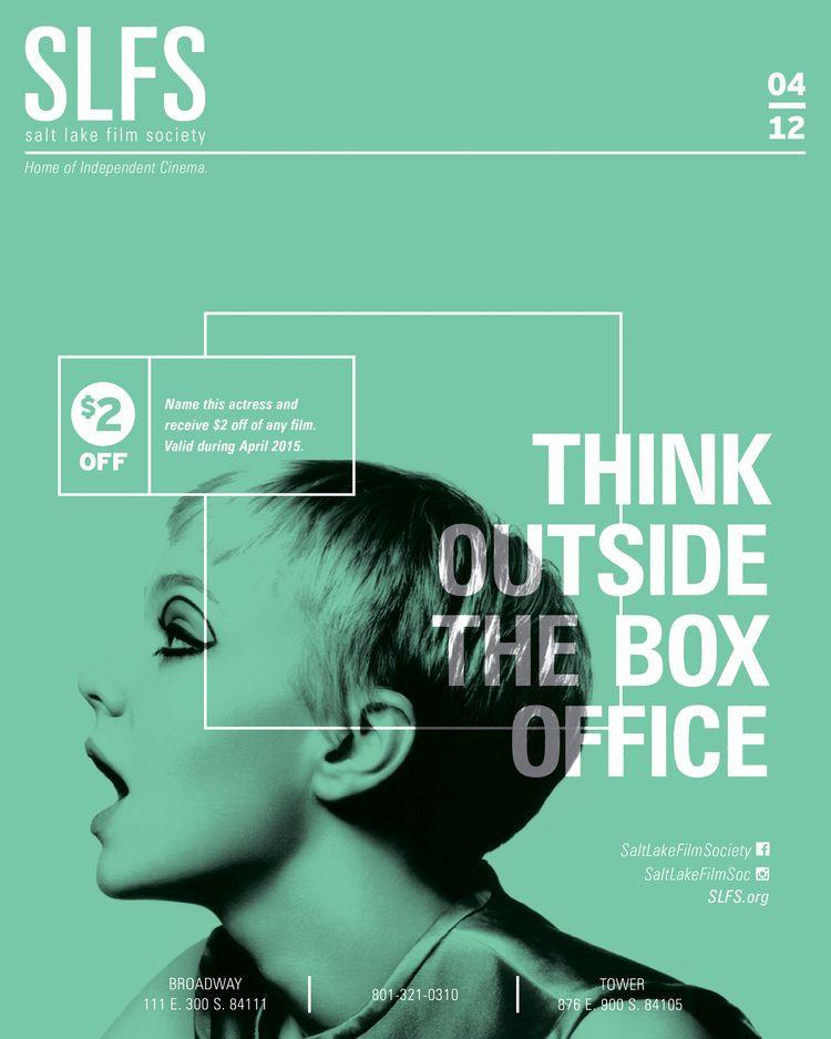 outside the box office. Modren Outside SLFS Campaign  Think Outside The Box Office On Inspirationde In The