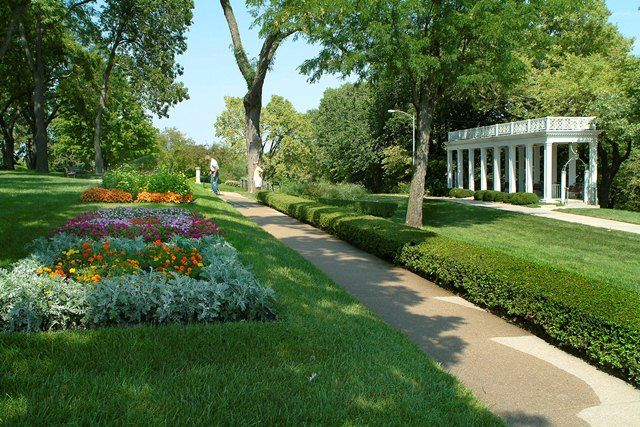 Mount Vernon Gardens ??--Replicated from George Washington\'s Mount ...