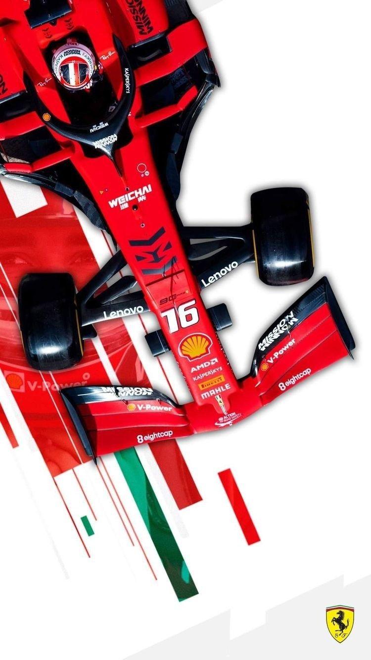 Wallpaper Scuderia Ferrari One Pixel Unlimited Auto Da Corsa Loghi Auto Auto Veloci